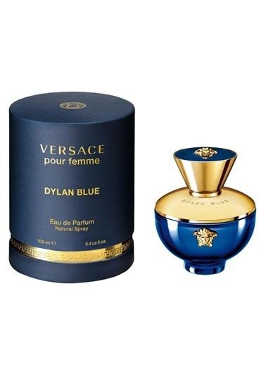 Versace  Dylan Blue Edp 100Ml Kadın Parfüm Renksiz